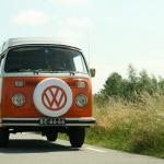 Volkswagen busje huren t2