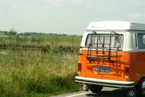 VW t2 camper huren -