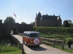 VW t2 camper huren