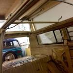 Volkswagen camperbusje Retrobus, Bertus gestript