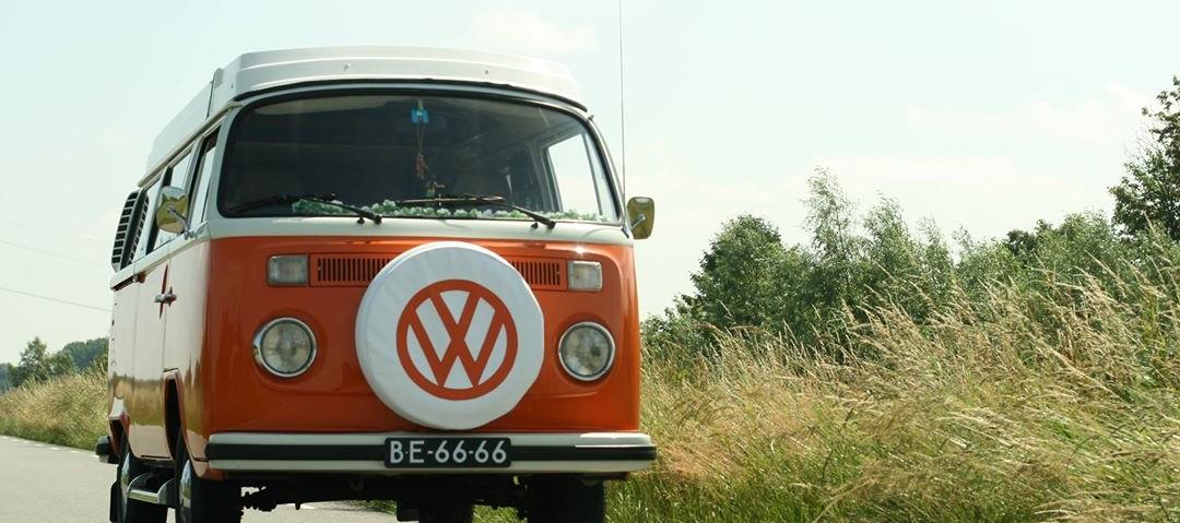VW busje huren