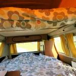 origineel overnachten in een Volkswagenbusje